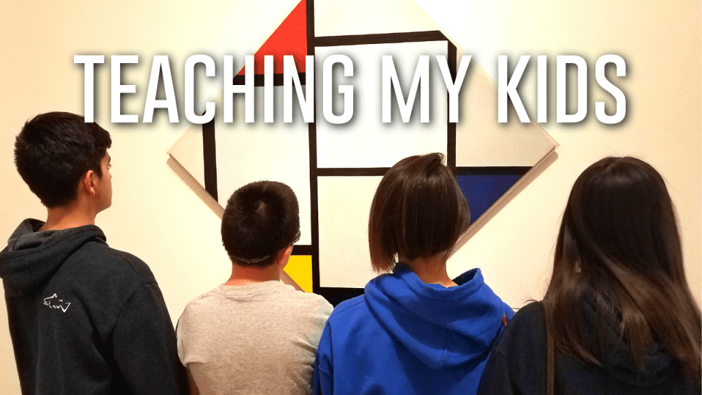 3 Truths I'm Teaching My Kids About Building Wealth